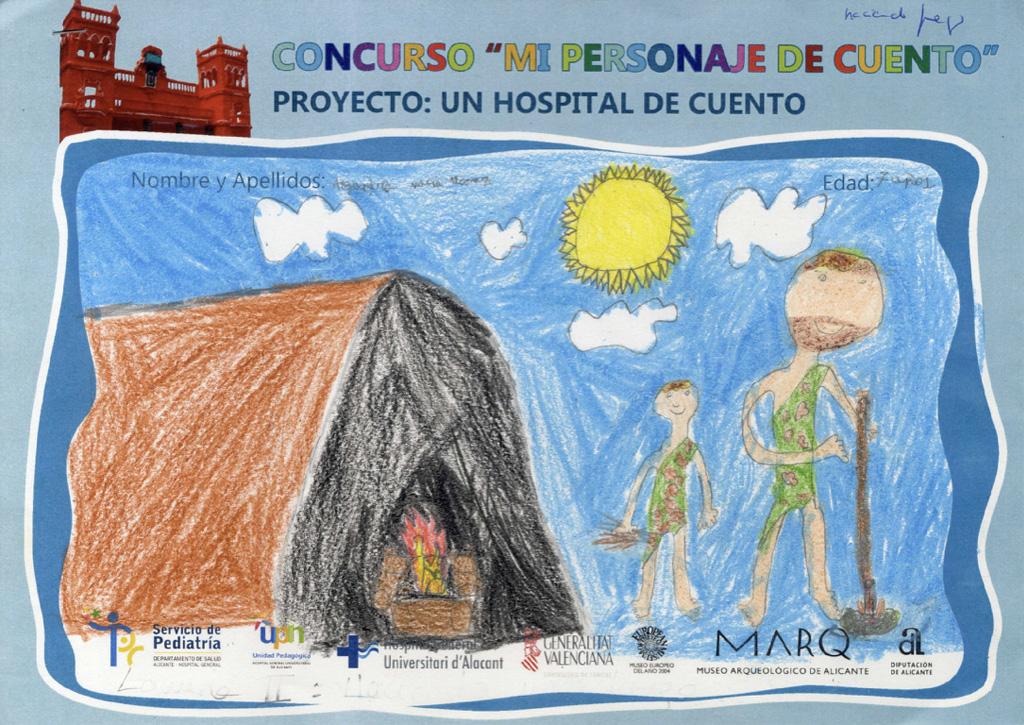 Concurso un hospital de Cuento MARQ