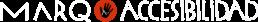 Logo del departamento de accesibilidad y didáctica del MARQ