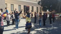Jornada festiva de Asaute-Alicante en el MARQ