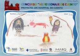 Cuento de Lucía Guirado para Un Hospital de Cuento