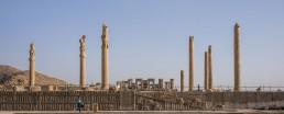 Yacimiento arqueológico de Persépolis