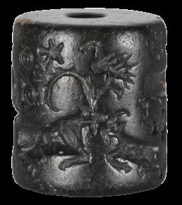 Sello Cilíndrico de la Edad del Bronce