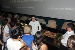 Visita guiada al Museo Arqueológico de Alicante