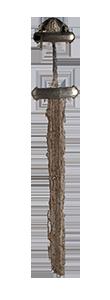 Espada vikinga en el MARQ