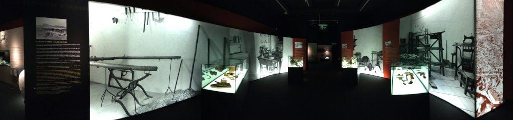 Sala 2 Etnologia en Petrer