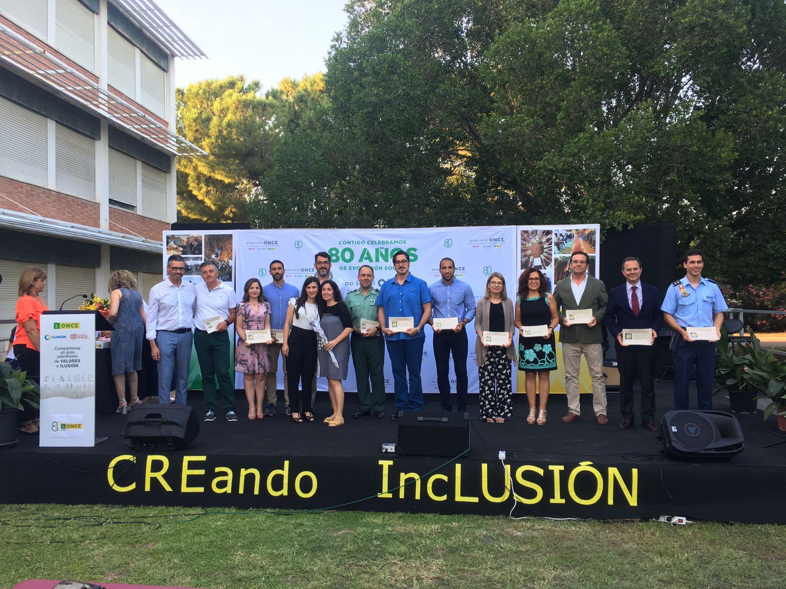 Premios Creando Ilusión ONCE MARQ