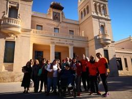 Tercera jornada del día de la discapacidad en el MARQ